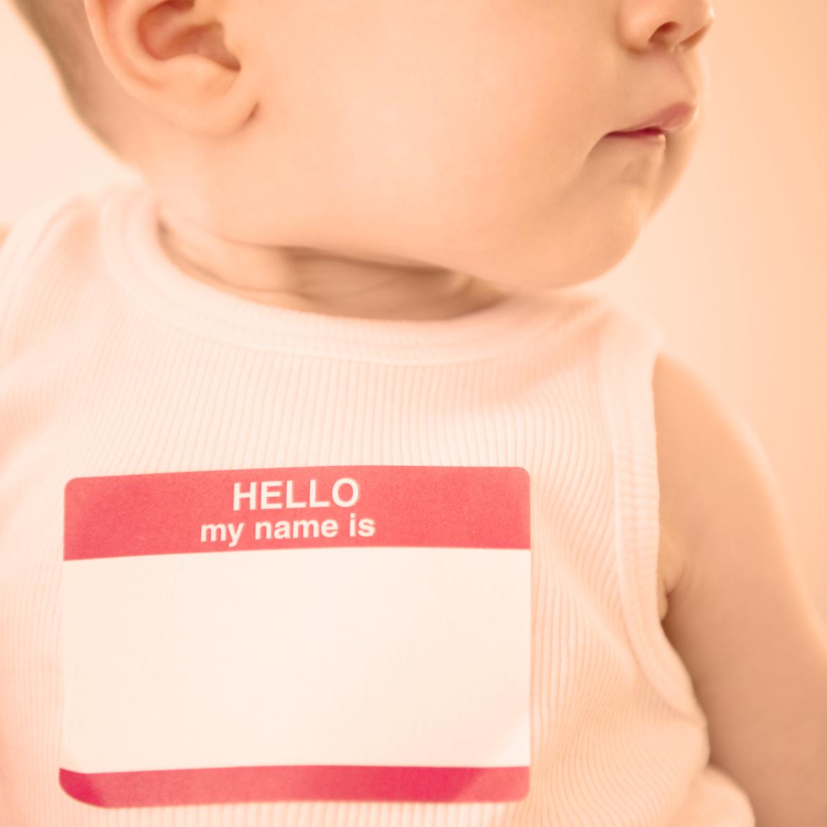 Baby brand name