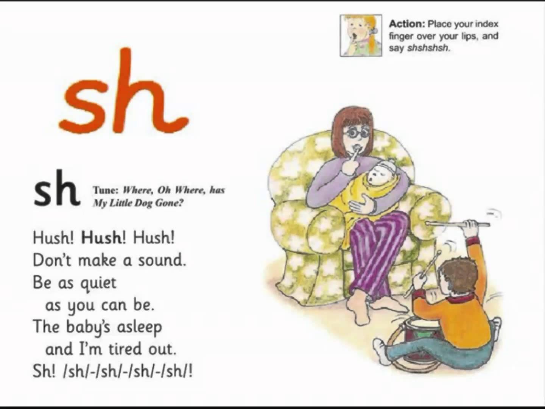 sh-hush
